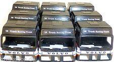 9 x Camión Cabina negro VOLVO Q8 Camión Racing Carga Arte Decoración 1:87 H0 å