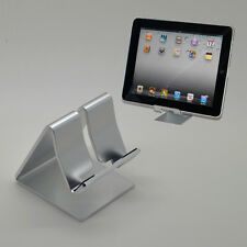 Universal Phone Tablet Aluminum Desktop Stand Mount Holder For iPad Air 2 3 4 5