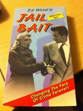 Jail Bait: Ed Wood's Directors Cut (VHS) Changing the face of crime forever! 055