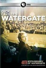 Dick Cavett's Watergate 2014 by PBS -ExLibrary