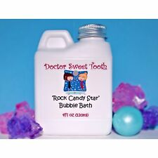 ROCK CANDY STAR (Type) Handmade Scented Bubble Bath Paraben Free 4oz