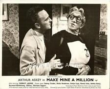 ARTHUR ASKEY MAKE MINE A MILLION ORIGINAL VINTAGE UK FoH BRITISH LION FILM STILL