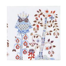IITTALA FINLAND Taika White Serviette Napkins 33 x 33 cm