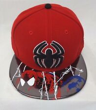 Marvel Spiderman Men's New Era 59FIFTY 7 1/2 Cap Hat