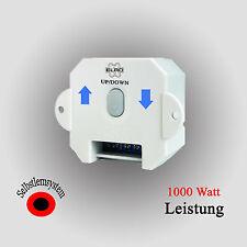ELRO AB600IC 1000W  Funk Jalousieschalter selbstlernend 433,92MHz Funk Schalter