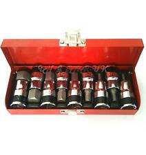 "1/2"" Square Socket Drive Hex Bit Set Metric Allen Keys 4-19 PROFESSIONAL QUALITY"