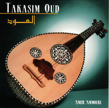 Takasim Oud Amer Ammouri Ancient Lute Belly Dance World Music CD