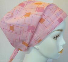 Chemo Cancer Hat Hair loss Scarves Turban Headwrap Alopecia Pink Classic