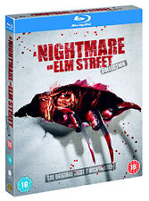 NIGHTMARE ON ELM STREET 1 TO 7 - BLU-RAY - REGION B UK