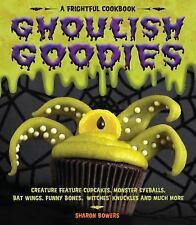 Halloween Cookbook Ghoulish Goodies A Frightful Cookbook Paperback NEW