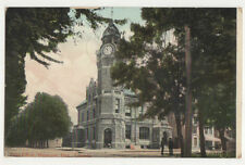 Post Office Napanee Ontario Canada 1909 Postcard US010