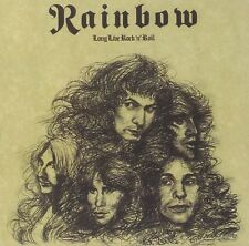 Rainbow Long Live Rock 'N' Roll CD NEW SEALED Lady Of The Lake/Kill The King+