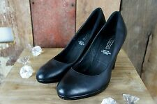 5th AVENUE * Pumps * High Heels * Echtleder * Schwarz * Party Business * Gr 36