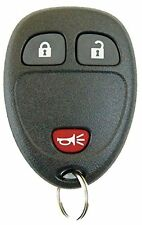 New Replacement Keyless Entry Remote Fob For GM 3 Button OEM Electronics