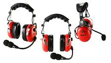 Heil Sound PS 7 Red Headset & boom mic