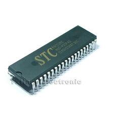 Imported MCU STC89C52RC-40I-PDIP40 STC 89C52RC DIP40 NEW and ORIGINAL Parts
