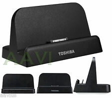 "Toshiba PA3956U-1PRP Toshiba Thrive 10"" Tablet Standard Dock with Audio Out NEW"