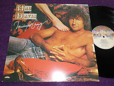 "MAC DAVIS   ""MIDNIGHT CRAZY""  1981 UK LP CASABLANCA  6480 057"