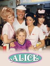 ALICE TV SHOW 24 X 36 INCH POSTER AWESOME!n Mel's diner