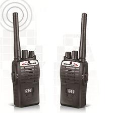 2X Walkie Niños Electrónica Juguetes Portátil dos vías Sistema De Radio Hoc
