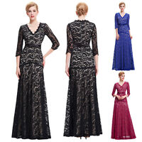 CHEAP LADIES Long COCKTAIL Ball Gown Evening Formal Party Bridesmaid PROM Dress