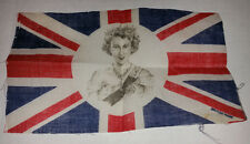 MATAMP United Kingdom British Union Jack Silver Jubilee Flag from 1977