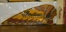 Indian Motorcycle Warbonnet Rubber Bar Mat / Glass Mat (2863597) NIP