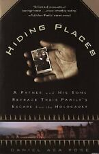 Hiding Places : A Father and His Sons Retrace Their Family's Escape fr-ExLibrary
