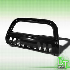 Black Stainless Bull Bar Bumper Grill Guard 2007-2016 Toyota Tundra  08+ Sequoia