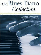 The Blues Piano Collection, Very Good, Music Sales Book