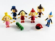 Cartoon Ben and Holly's Little Kingdom 8PCS Figures 3″ Pendant New Loose
