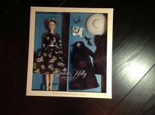 "2011 New Grace Kelly ""The Romance"" Silkstone Barbie Giftset Catalog Number T7944"