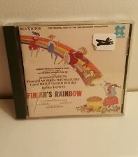 Finian's Rainbow [1960 Broadway Revival Cast] (CD, Jan-1988)