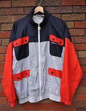 Vintage Ellesse Warm Up Track Jacket Windbreaker Size 6 Large 80S VTG RARE