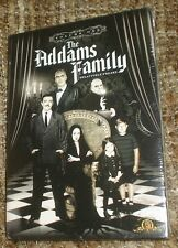 The Addams Family - Volume 1 (DVD, 2009, 3-Disc Set, Dual Side), NEW & SEALED!