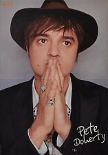 PETE DOHERTY - A3 Poster (ca. 42 x 28 cm) - Clippings Fan Sammlung NEU