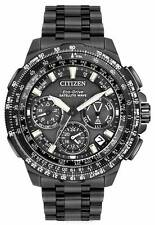 Citizen Men's CC9025-85e Satellite Wave Eco-Drive Black Titanium Promaster Watch