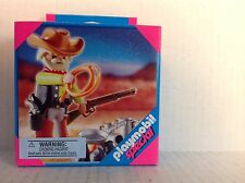 "Playmobil 4665 Western Cowboy with Campfire  ""NEW"""