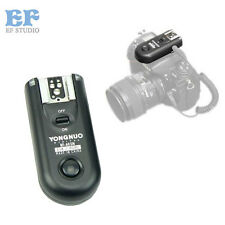 Yongnuo RF-603II Flash Single Transceiver for Nikon DSLR Camera Hot Shoe Adapter