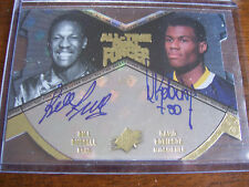 2013 UD All time Greats Dual Forces SPx Russell and Robinson Autograph Auto #3/5