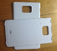 White Back Battery Housing Cover Door For Samsung Galaxy S2 I9100