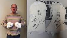 Fedor Emelianenko Signed Rizin 2015 Fight Worn Used Glove Hand Wraps PSA/DNA COA