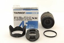 [Near Mint++] Tamron LD A014 18-200mm f/3.5-6.3 LD Di-II XR IF For Pentax w/Box