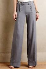 New Anthropologie Tailored Sailor Wide-Legs Sz 2 Size MNIP Pants by Elevenses