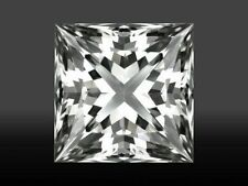 Natural Loose Diamond princess cut white color 1.80 MM 5 pcs lot K05