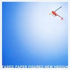 New Medium by Faded Paper Figures 2010 New In Factory Shrink Wrap