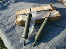Military Truck Mutt Jeep M151 A1 A2 NOS Front Shock Absorber (Pair)