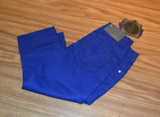 Vigoss Jeans Girls' Capri Pants-DARK BLUE-Size 8-NWT