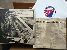 FOLK-ROCK PSYCH MULTI-GENRE LP: LARRY GOOD & FRIENDS Trying to Reach the Ground
