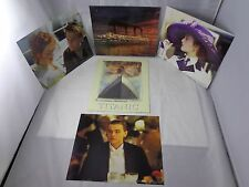 "*   TITANIC -movie Press -photos SET IN ENVELOPE-COLOR 8 X 10""-4 PCS.ACADEMY"